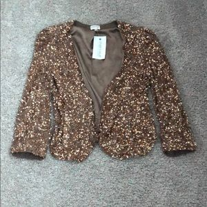 Vintage Sequin Jacket!